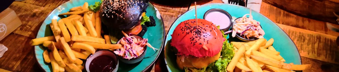 Vegane Burger bei Bidges & Sons